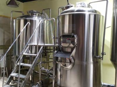 大型啤酒设备,啤酒